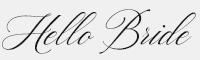 hello bride字体字体下载