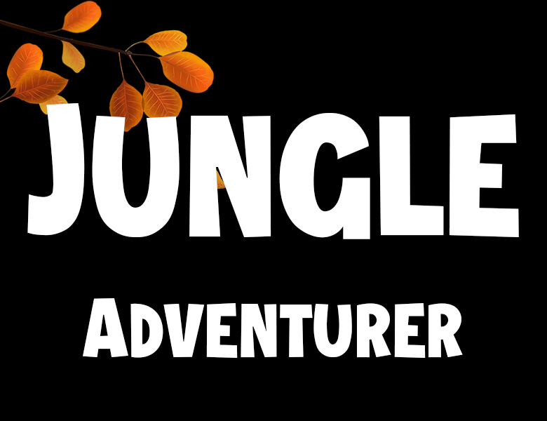 jungle-adventurer字体下载