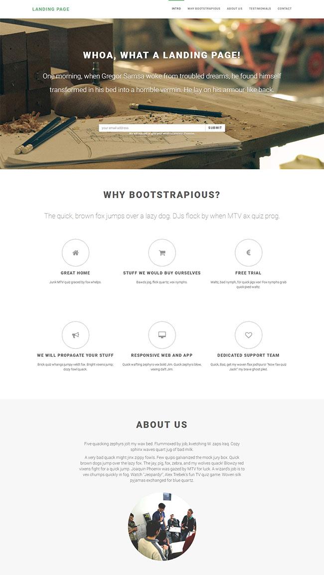 模型绘制设计公司网站模板