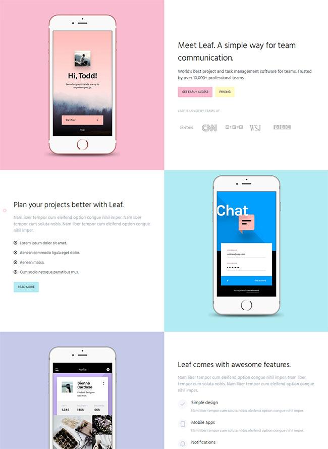 app store应用下载官网模板