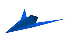 AS 3D紙飛機flash模型