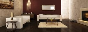 歐式客廳家裝模型設計