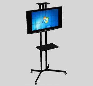 可移動電視柜3D模型