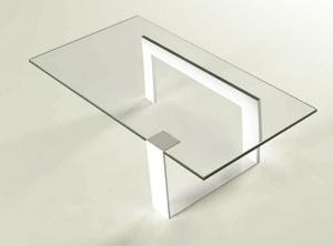玻璃茶幾3D模型設計
