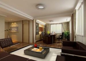 客厅室内家装设计效果图