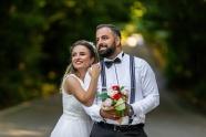 法國情侶婚紗照圖片