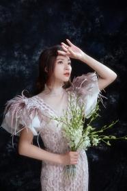亞洲美女個人藝術照