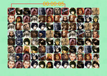 JS三國殺版連連看游戲代碼