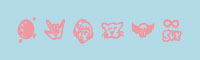 Bubblegum Baby字體