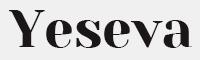 yeseva字體