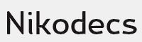 Nikodecs字體