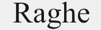 Raghe Mazar字體