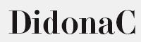 DidonaC字體