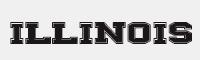 ILLINOIS字體