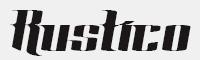 Rustico字體