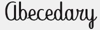 Abecedary-Regular字體