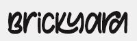 Brickyard字體
