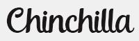 Chinchilla字體