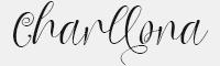 Charllona字體
