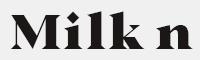 MilknBalls BlackDemo字体字体下载