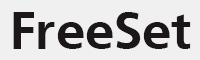 freeset字體字體下載