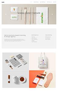 手提包装袋设计公司网站模板