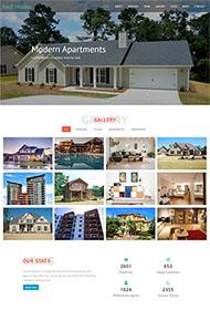 別墅買賣交易網站模板