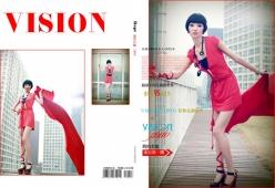 時尚女性寫作相冊封面PSD素材