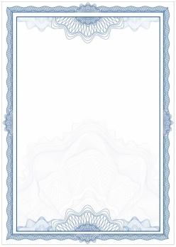 證書花紋背景模板