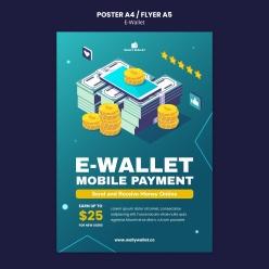 現代電子錢包宣傳廣告